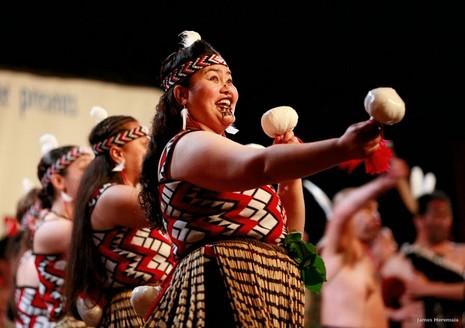 à la rencontre des maoris