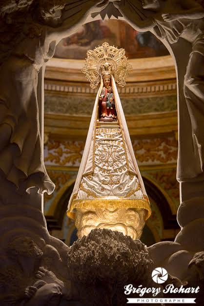 Ermita de la virgen de la Sabina : Farlete