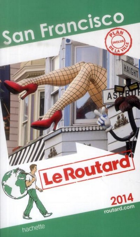 Le Routard : San Francisco