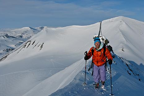 skieurs sans frontières