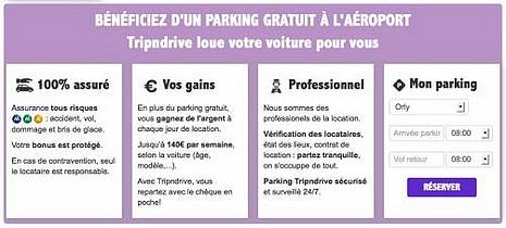 Tripndrive : autopartage