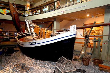 Le musée de Fécamp, qui va emménager dans de nouveaux locaux, est dédié aux terre-neuvas