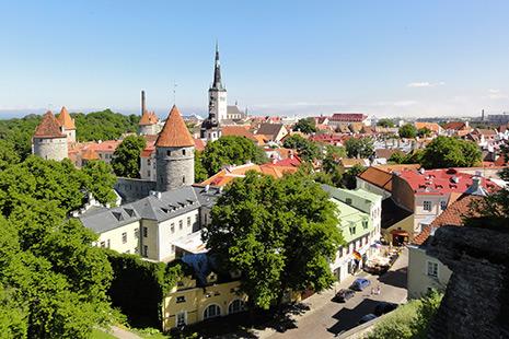 Tallinn © visitestonia.com