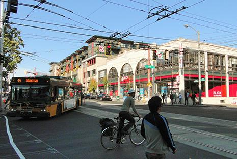 Avec ses disquaires, ses boutiques et cafés, Capitol Hill est le quartier branché de Seattle.