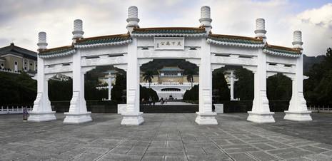 Situé dans la banlieue verte de la capitale, le Musée du Palais abrite les collections rassemblées au fil des siècles par les empereurs de Chine. © Paul Spierenburg