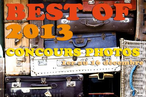 Concours Photos de Voyage : Best of 2013