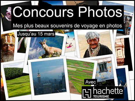 Concours Photos : Mes plus beaux Souvenirs de Voyage en Photos