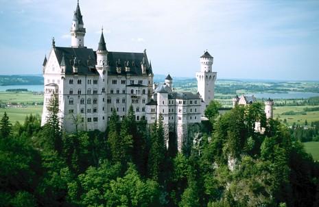 Château de Neuschwanstein © McDonald, Jim - German National Tourist Board