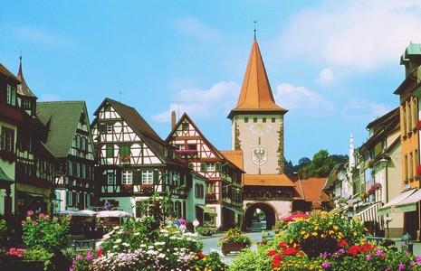 Obertor © Gengenbach Kultur- und Tourismus GmbH - German National Tourist Board