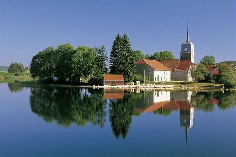 Lac d'Abbaye Didier LACROIX (Photographe) © CRT Franche Comté