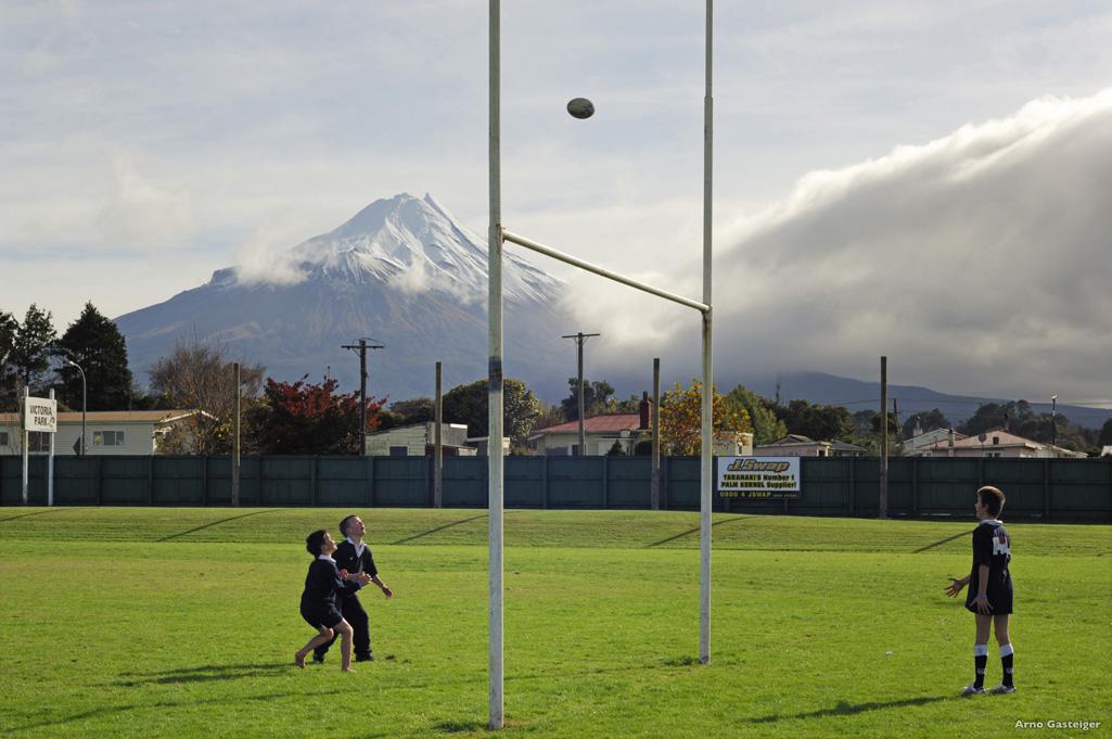 Rugby © Arno Gasteiger  - Offıce de Tourısme de Nouvelle-Zélande