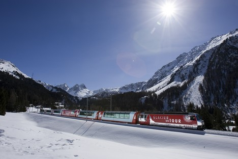 Crédit photo : Rhaetische bahn  - Swiss Tourism