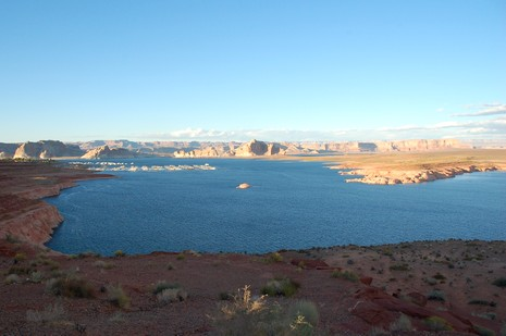 Magique Lake Powell