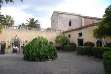 San Domenico Palace, entrée principale