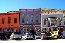 Jolies maisons de Silverton