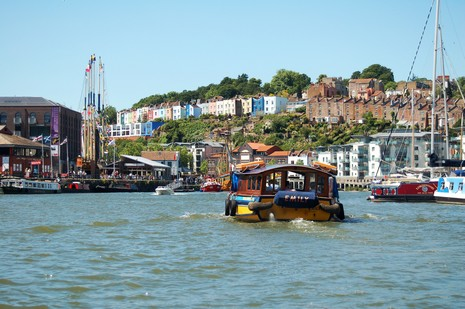 Bristol Ferry © Destination Bristol