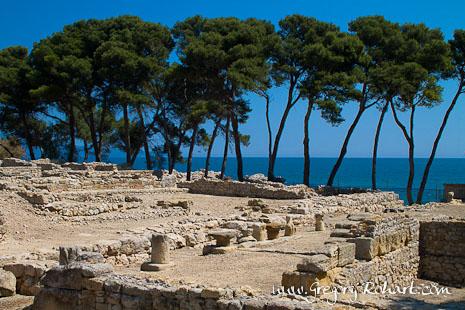 Ruines Gréco-romaiens d'Empuries