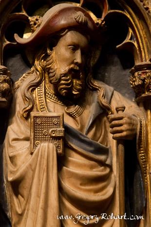 Statut de Saint-Jacques de Compostelle à la cathédrale de Vic