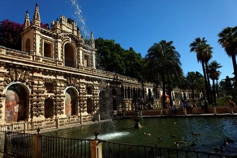Palais Real Alcazar