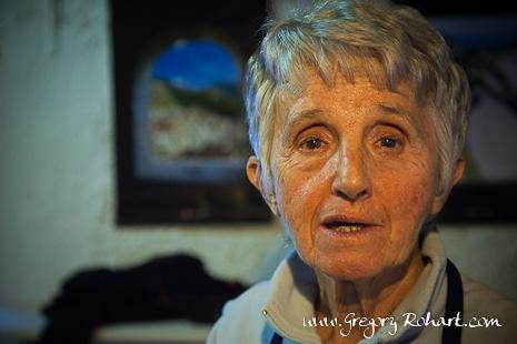 Paulette de l'auberge de la Fruitière à Fontcouverte