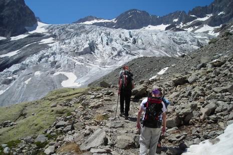 Alpinisme aux Ecrins © Pierre Masclaux