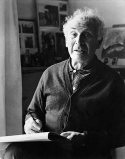 Portrait de Chagall - © Jacques Gomot