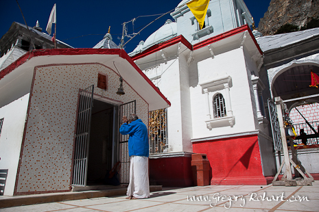 Temple de Gangotri