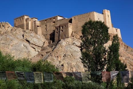 Palais de Leh