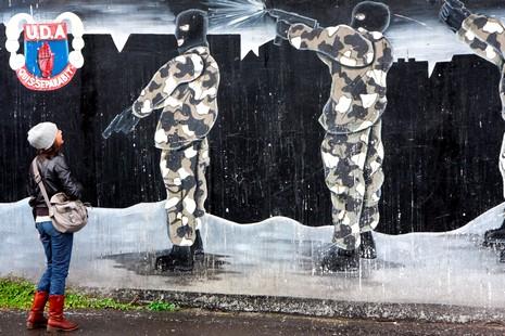 Murals à Belfast