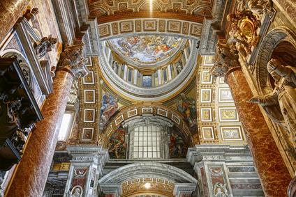 Basilique Saint-Pierre © wajan - Fotolia.com