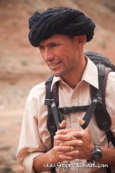 Ahmed, gérant de Touda