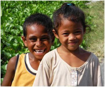 Les sourires d'Ambon