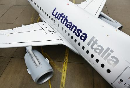 Du 17 au 19 d cembre lufthansa italia lance une op ration for Vol interieur israel
