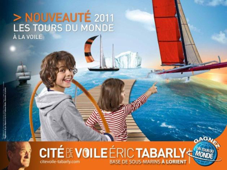 la nouvelle expo de la cit de la voile eric tabarly. Black Bedroom Furniture Sets. Home Design Ideas