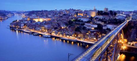 Porto lue meilleure destination europ enne 2012 for Piscine a porto portugal