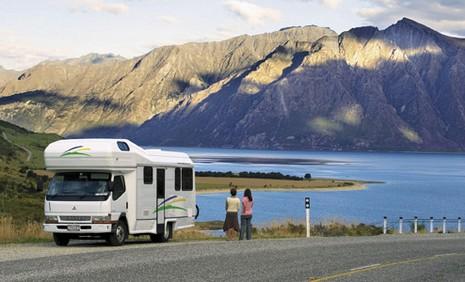 Lacs D Auvergne En Camping Car