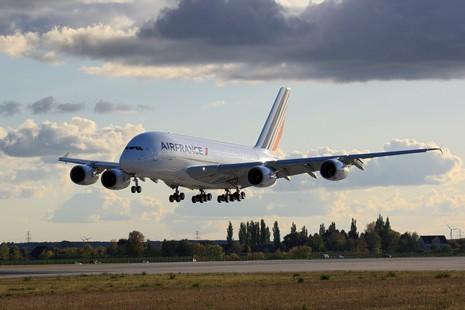 A380 d'Air France vers Los Angeles et Dubaï