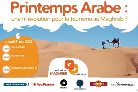 Le Printemps Arabe : une (R) évolution pour le Tourisme au Maghreb ?