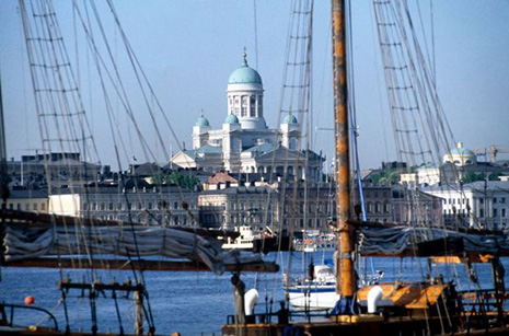 Helsinki © Finnish Tourist Board