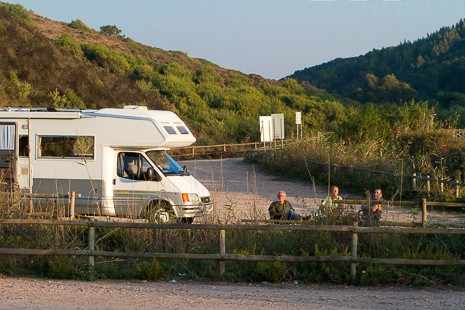 Location de camping-car