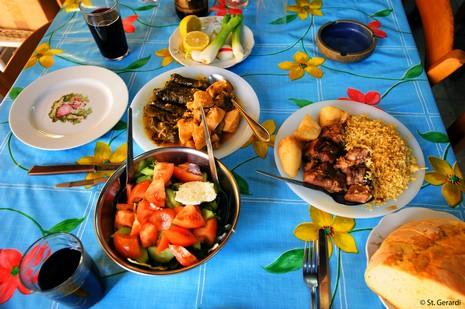Gastronomie de Chypre