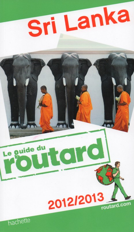 Guide du Routard Sri Lanka