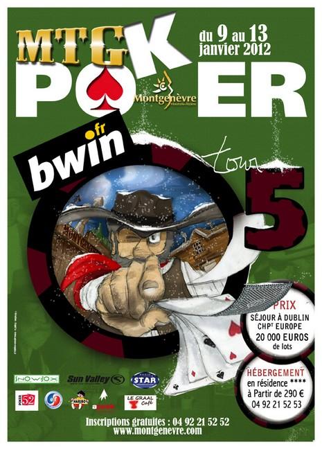 5ème Montgenèvre Poker Tour