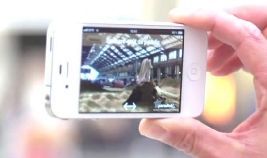 téléchargement de l'application Apple