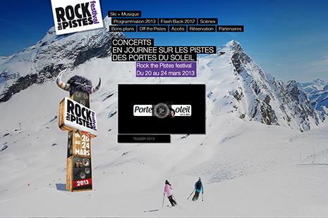 Concerts Rock the Piste aux Portes du Soleil