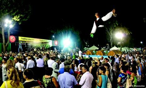 Chypre : festival du vin