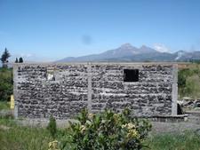 Toilettes en Equateur