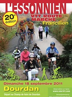Rally VTT l'Essonien