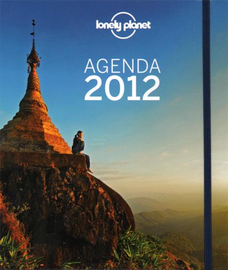 Agenda Lonely Planet 2012