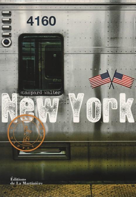 Ticket To New-York de Gaspard Walter